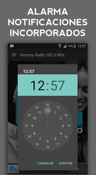 Factory Radio 102.5 FM apk screenshot