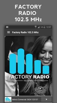 Factory Radio 102.5 FM screenshot 3