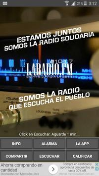 Radio 104.7 FM - Concepción del Bermejo poster
