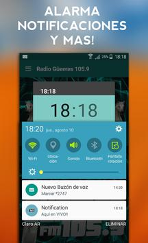 Radio Güemes 105.9 apk screenshot