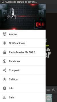 Radio Master FM 102.5 apk screenshot
