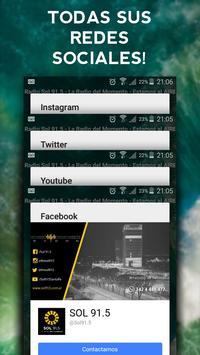 Radio Sol 91.5 screenshot 5