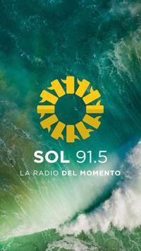 Radio Sol 91.5 poster