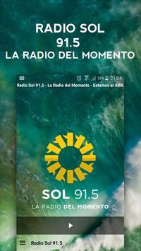 Radio Sol 91.5 screenshot 1