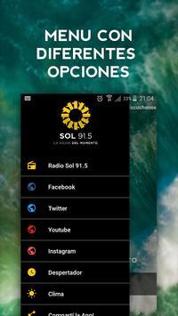 Radio Sol 91.5 screenshot 2