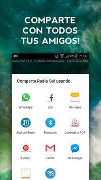 Radio Sol 91.5 screenshot 3