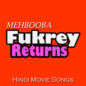 Mehbooba - Fukrey Returns icon