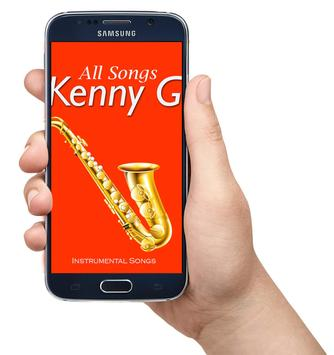 All Songs Kenny G poster
