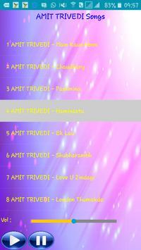All Songs AMIT TRIVEDI apk screenshot
