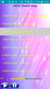 All Songs ARIJIT SINGH apk screenshot