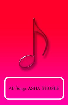 All Songs ASHA BHOSLE poster