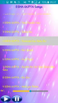 ESHA GUPTA Songs screenshot 2
