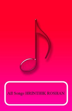 All Songs Hrithik Roshan poster