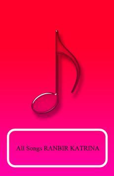 All Songs RANBIR KATRINA poster