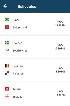 FIFA WORLD CUP 2018 screenshot 3
