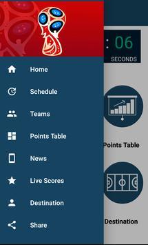 FIFA WORLD CUP 2018 screenshot 1