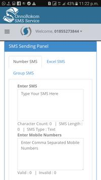 Free Bulk Sms screenshot 5