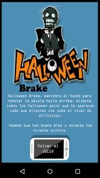 Braike Halloween poster