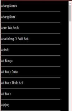 Lagu Oleh Oleh - RITA SUGIARTO Full screenshot 1