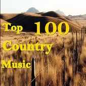 Top 100 Country Songs icon
