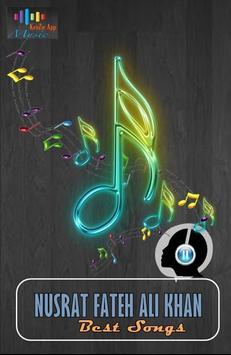 All The Best Song NUSRAT FATEH ALI KHAN poster