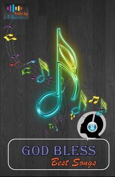 All Songs GOD BLESS - Damai poster