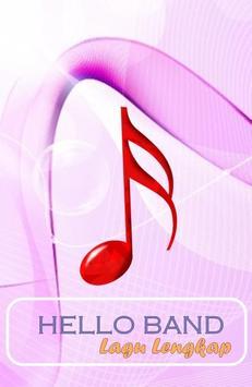 Lagu Lengkap BAND HELLO  - Dua Cincin poster