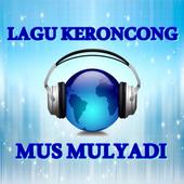 Lagu Keroncong MUS MULYADI icon