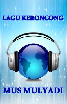 Lagu Keroncong MUS MULYADI poster