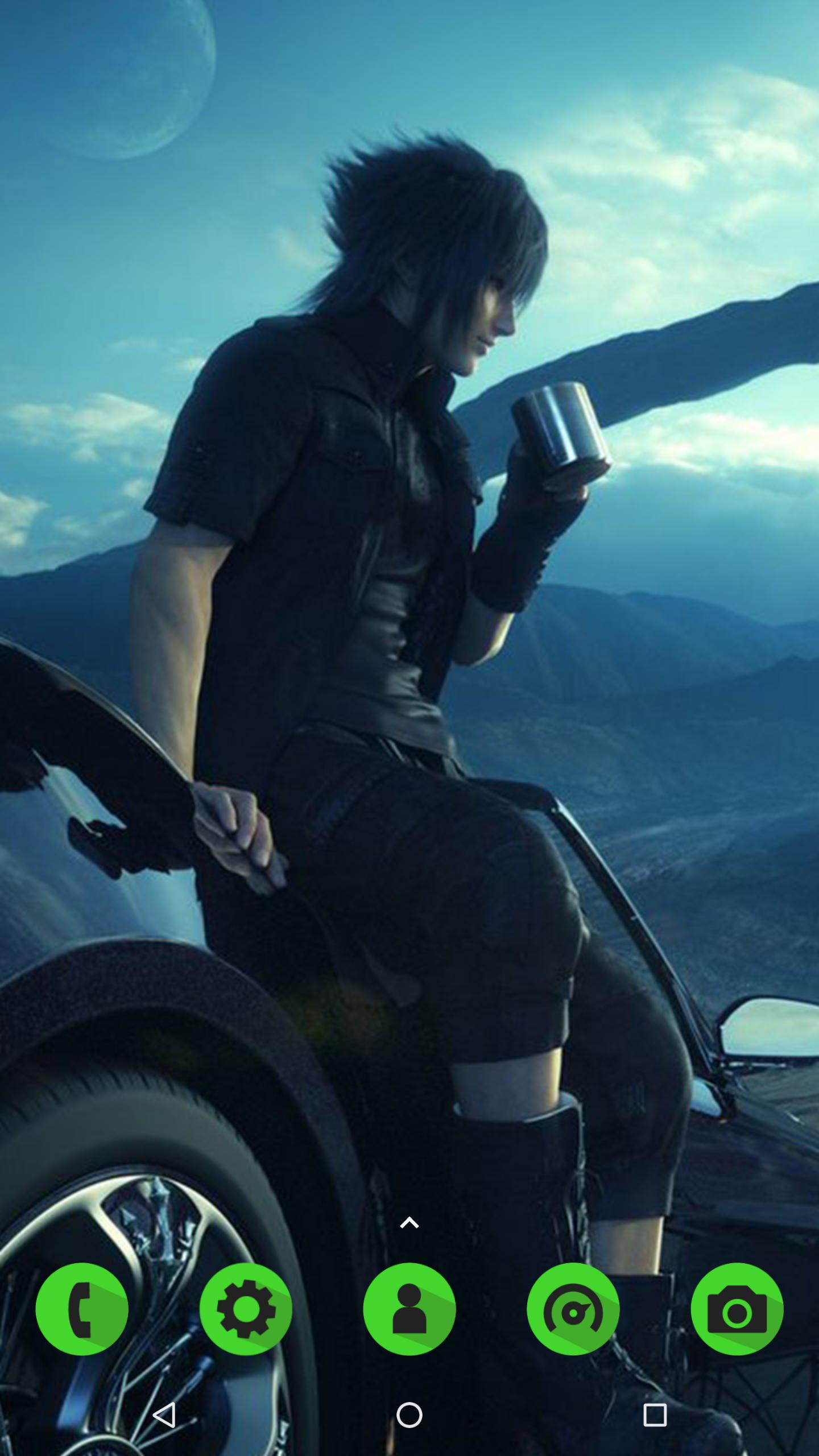 Final Fantasy Xv Hd Wallpaper For Android Apk Download