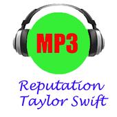 Reputation Album - Taylor Swift icon