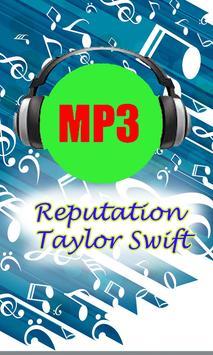 Reputation Album - Taylor Swift poster