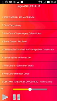 Lagu ANIE CARERA screenshot 1