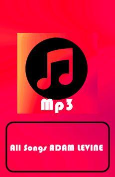 All Songs ADAM LEVINE screenshot 1