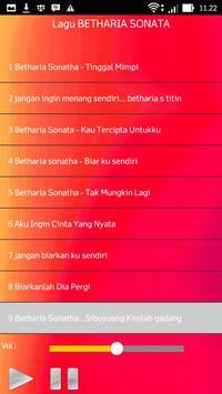 Lagu BETHARIA SONATA Terlengkap screenshot 2