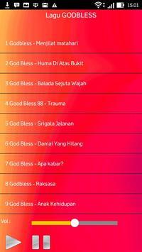 Lagu GOD BLESS screenshot 1