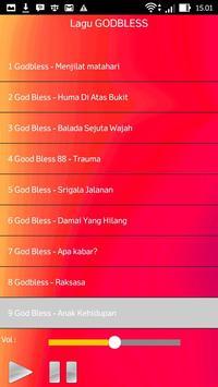 Lagu GOD BLESS screenshot 2