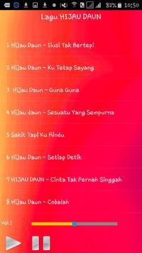 Lagu HIJAU DAUN apk screenshot