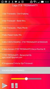 Lagu ITJE TRISNAWATY Terbaik apk screenshot
