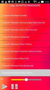 Lagu JAYANTHI MANDASARI screenshot 2