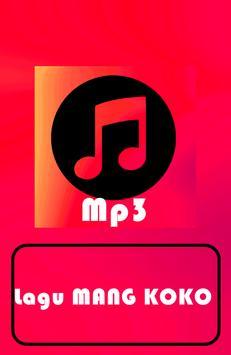 Lagu MANG KOKO apk screenshot