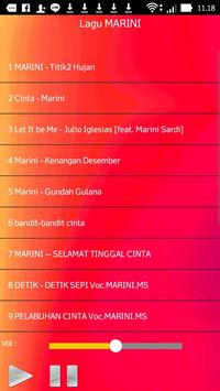 Lagu MARINI screenshot 1