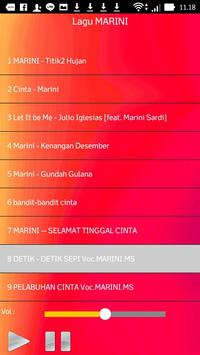 Lagu MARINI screenshot 2