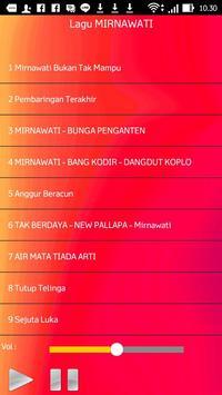 Lagu MIRNAWATI apk screenshot