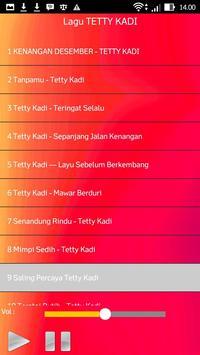 Lagu TETTY KADI screenshot 2
