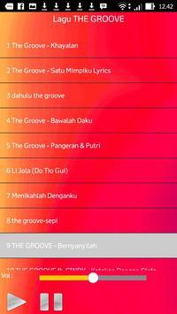 Lagu THE GROOVE screenshot 2