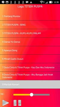 Lagu TITIEK PUSPA screenshot 2