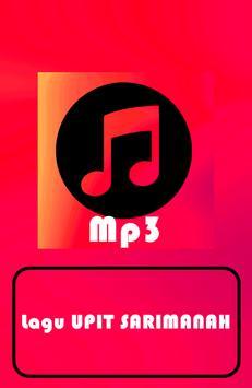 Lagu UPIT SARIMANAH poster