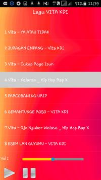 Lagu VITA KDI apk screenshot