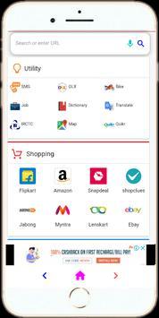 5G Browser-PATANJALI screenshot 2